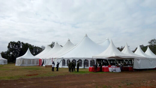 Kenya Forest Service grounds in Karura